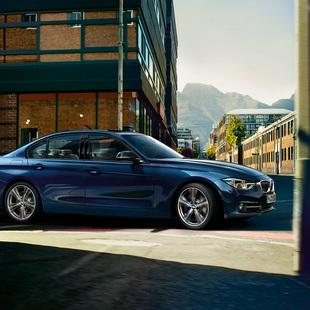 BMW Série 3 Sedã