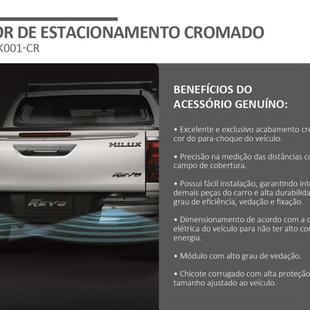 Thumb large comprar sensor de estacionamento cromado dbe9b26083