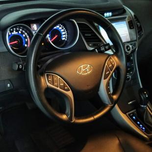 Hyundai Elantra 2.0 Gls 16V Flex 4P Automatico