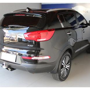 Kia Motors Sportage 2.0 Ex 4X2 16V Flex 4P Automatico