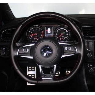 Volkswagen Golf 2.0 Tsi Gti 16V Turbo Gasolina 4P Automatico