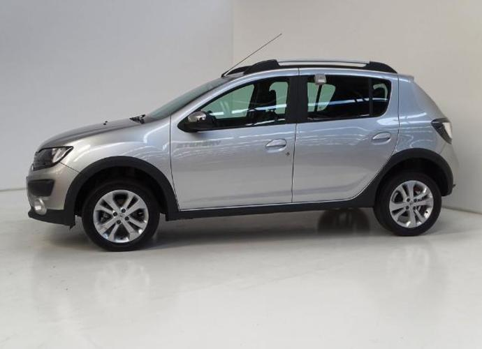 Used model comprar sandero stepway flex 1 6 16v 5p 337 1c7fe3aa8c