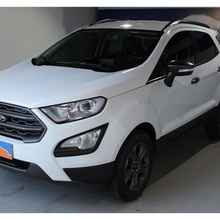 Ford Ecosport 1.5 Tivct Flex Freestyle Automatico 4P