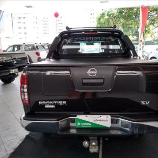 Nissan FRONTIER 2.5 SV ATTACK 4X4 CD TURBO ELETRONIC DIESEL 4P AUTOMÁTICO