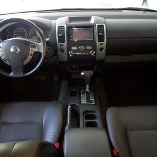 Nissan Frontier Cd Sl 4X4 2.5 16V Tdi At