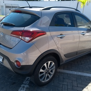 Hyundai Hb20X Premium 1.6 16V At Flex