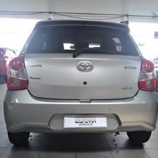 Toyota Etios Hatch Xs 1.5 16V At Flex