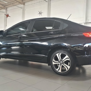 Honda City Lx 1.5 16V Cvt Flex