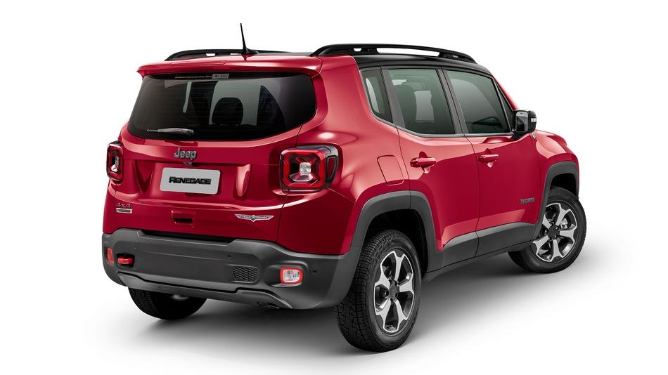 Renegade 2020 - é na BEXP Jeep