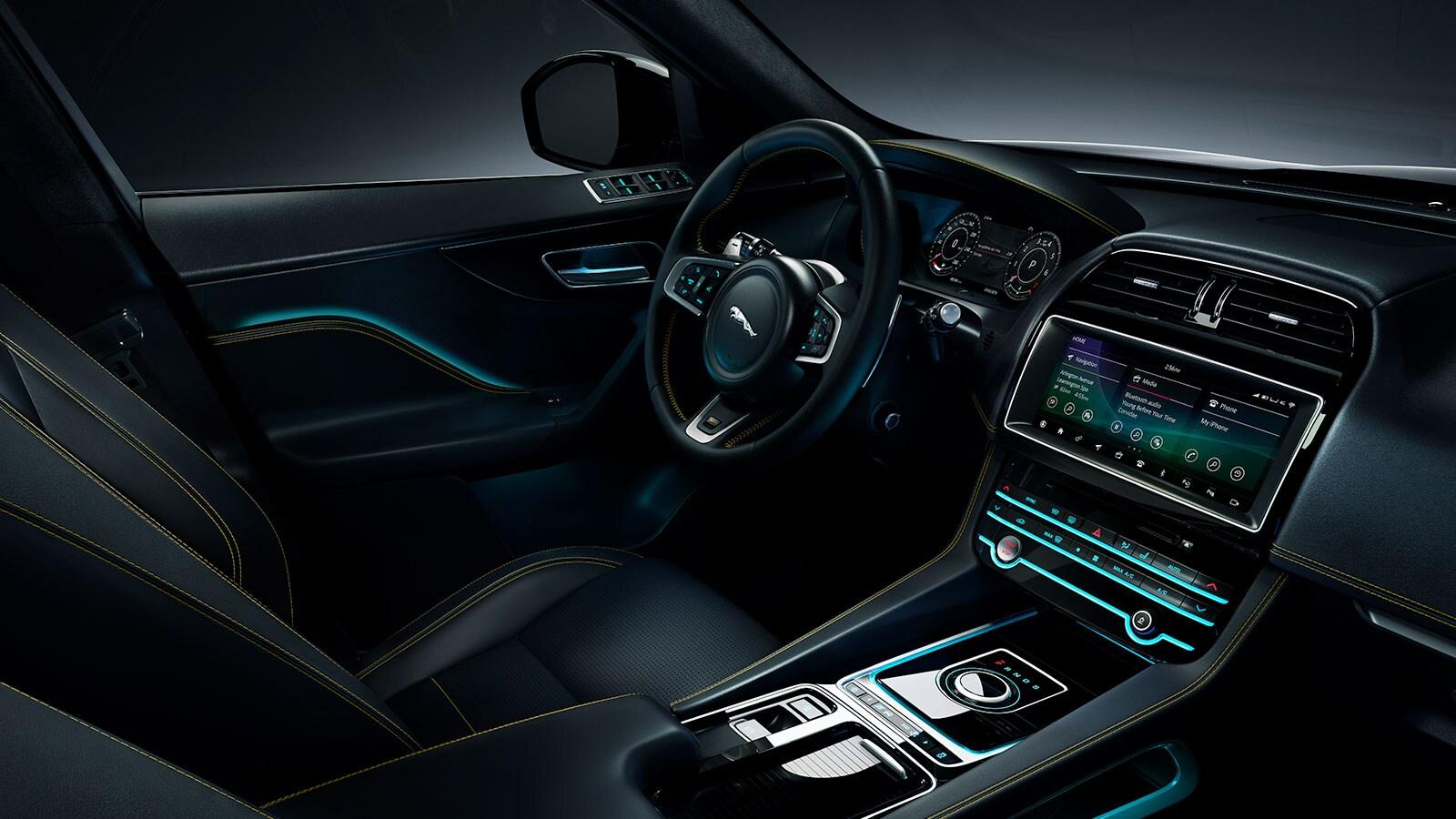 F Pace 2020 E Na Euro Motors Jaguar