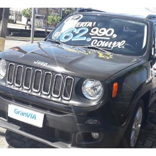 Jeep Renegade Longitude 1.8 16V At6 Flex
