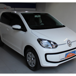 Volkswagen Up 1.0 Mpi Move 12V Flex 4P Manual