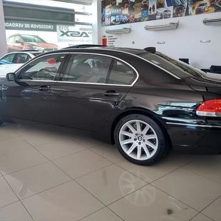 BMW 760LI 6.0 Sedan V12 48V