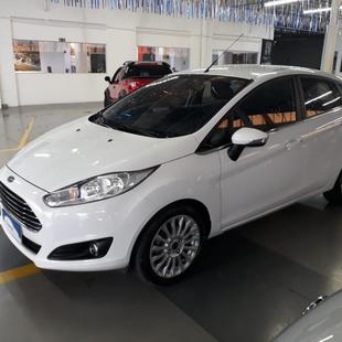 Ford Fiesta 1.6 Titanium Hatch 16V Flex 4P Automatico