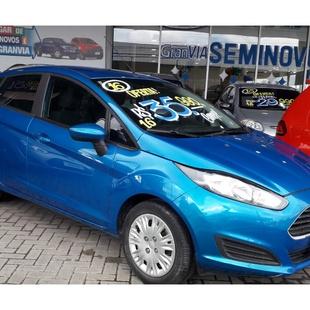 Ford Fiesta 1.5 S Hatch 16V Flex 4P
