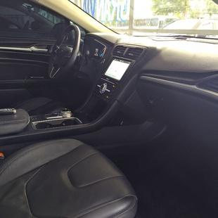 Ford Fusion Titanium Awd 2.0 16V Gtdi At