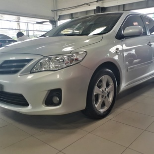 Toyota Corolla Gli 1.8 16V At Flex