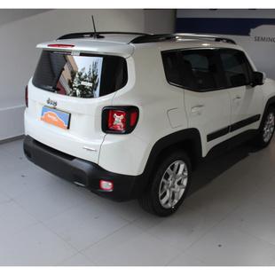 Jeep Renegade 1.8 16V Flex Limited 4P Automatico