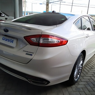 Ford Fusion Titanium Awd 2.0 16V Gtdi At