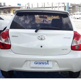 Toyota Etios Hatch Xs 1.5 16V Flex