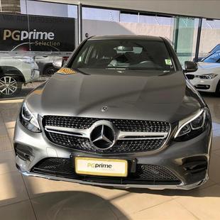 Mercedes Benz GLC 250 2.0 CGI Coupé 4matic