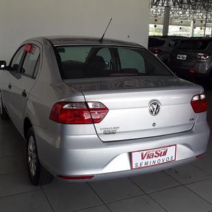 Volkswagen Voyage Msi 1.6 Flex Trendline Mt