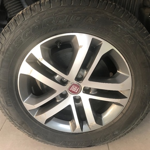 Fiat Toro Freedom 1.8 At6 16V Flex