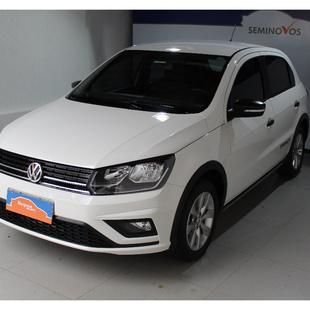 Volkswagen Gol 1.0 12V Mpi Totalflex Track 4P Manual