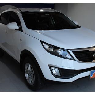Kia Motors Sportage 2.0 Lx 4X2 16V Gasolina 4P Automatico