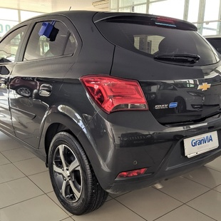 Chevrolet Onix Ltz 1.4 8V At6 Eco Flex