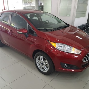 Ford Fiesta Sedan 1.6 16V Sel At Flex