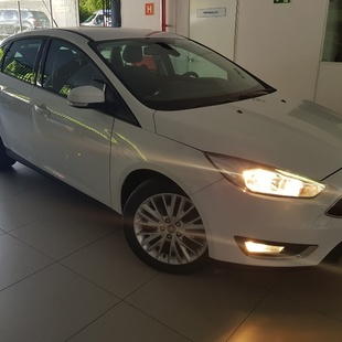 Ford Focus Se Plus 2.0 16V Powershift F