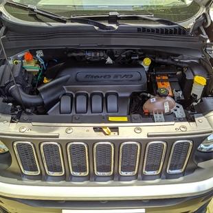 Jeep Renegade Longitude 1.8 At6X 05 Pas