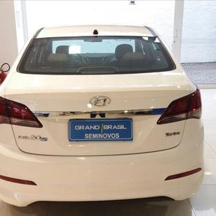 Hyundai HB20S 1.0 Comfort Style 12V Turbo