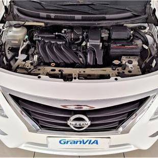 Nissan Versa Unique 1.6 16V Cvt Flexstart