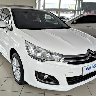 Citroën C4 Lounge 1.6 Tendance 16V 4P At