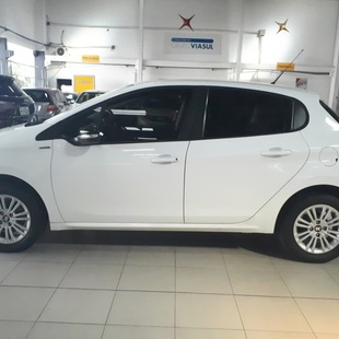 Peugeot 208 Inconsert Allure 1.5 8V Flex