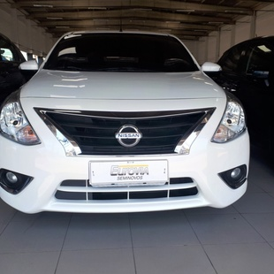 Nissan Versa Unique 1.6 16V Cvt Flexstart