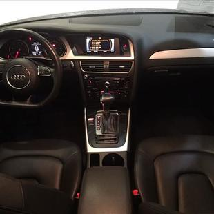 Audi A4 1.8 TFSI Attraction