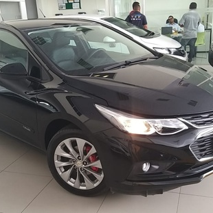 Chevrolet Cruze Ecotec6 Lt 1.8 16V At Flexpow