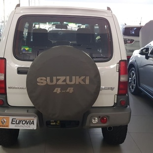 Suzuki Jimny. 4Sport 4X4 1.3 16V