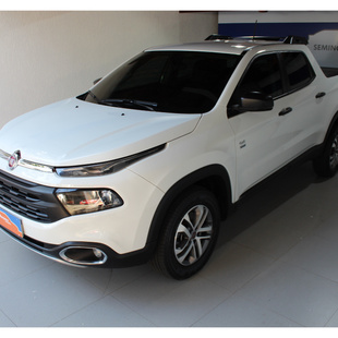 Fiat Toro 2.0 16V Turbo Diesel Freedom 4Wd Manual 4P