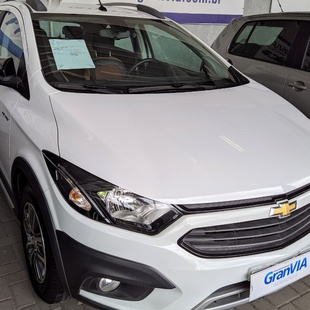 Chevrolet Onix Activ 1.4 8V Mt6 Eco Flex