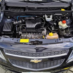 Chevrolet Agile Ltz 1.4 8V Econoflex