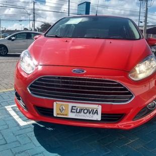 Ford Fiesta Titanium 1.6 16V P.Shift