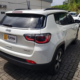 Jeep Compass Longitude 4X4 2.0 Tb At9 Di