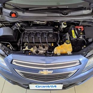 Chevrolet Prisma Ltz 1.4 8V Spe 4 At Flex