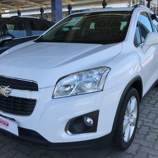 Chevrolet Tracker Ltz Fwd 1.8 16V At Flexpowe