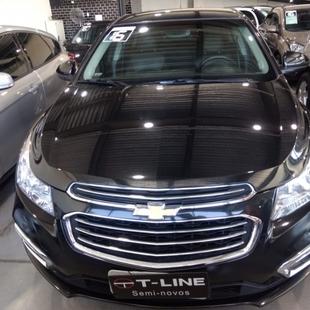 Chevrolet CRUZE 1.8 LTZ 16V FLEX 4P AUTOMÁTICO