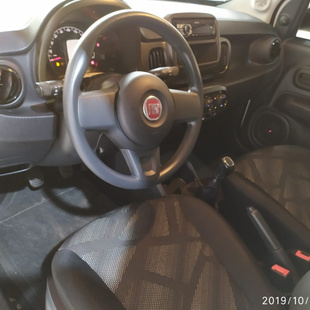 Fiat Mobi 1.0 8V Evo Flex Way Manual 4P